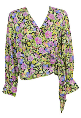 Bluza ZRA Floral Colors
