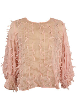 Bluza ZRA Jodie Light Pink