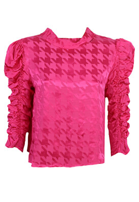 Bluza ZRA Alexandra Dark Pink