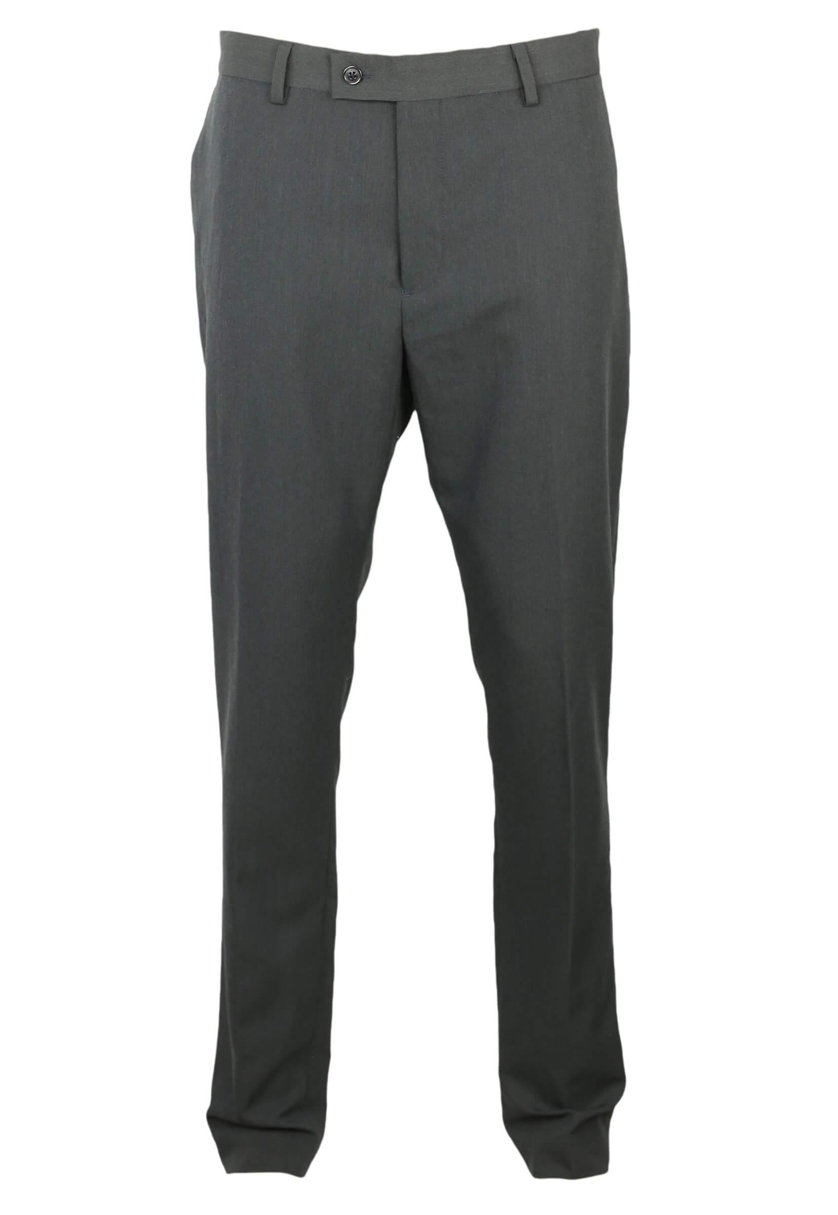 Pantaloni ZRA Anna Dark Grey