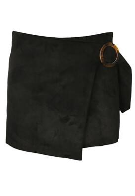 Pantaloni scurti ZRA Erin Black