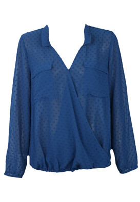Bluza Cache Cache Alexandra Turquoise