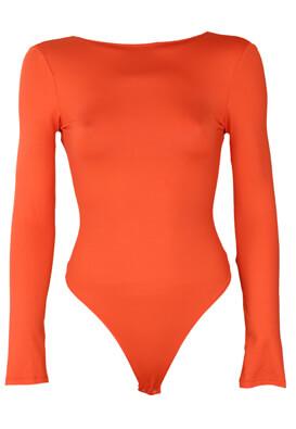 Body Bershka Anya Orange