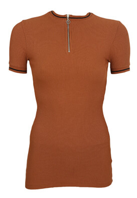 Tricou Pull and Bear Nikky Brown