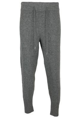 Pantaloni ZRA Beverley Dark Grey