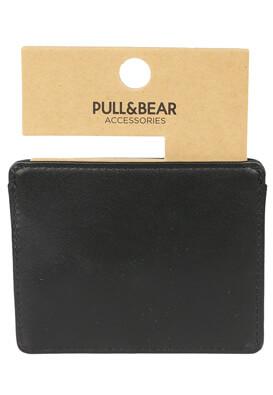 Port card Pull and Bear Mickey Black