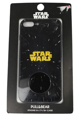 Husa telefon Pull and Bear IPhone6Plus/7Plus/8Plus Black