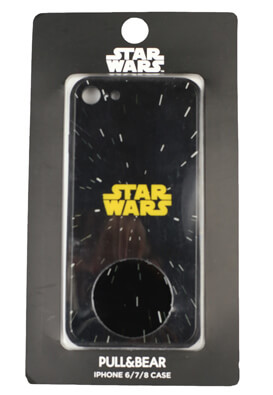 Husa telefon Pull and Bear IPhone6/7/8 Black