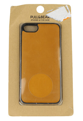 Husa telefon Pull and Bear IPhone6/7/8 Brown