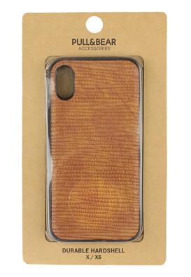 Husa telefon Pull and Bear IPhone X/XS Brown
