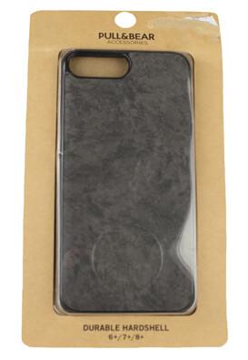 Husa telefon Pull and Bear IPhone6Plus/7Plus/8Plus Dark Grey
