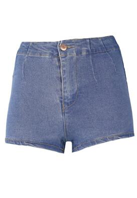 Pantaloni scurti Bershka Renata Blue