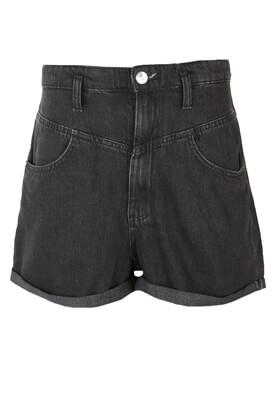 Pantaloni scurti ZARA Elle Black