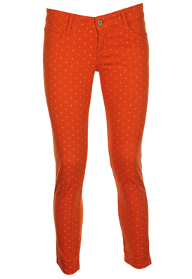 PANTALONI STRADIVARIUS LINX ORANGE