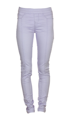PANTALONI STRADIVARIUS BADDO LIGHT PURPLE