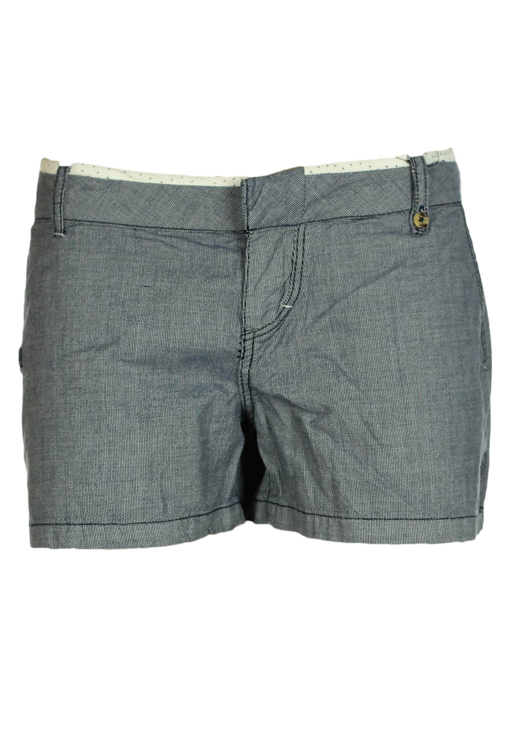 PANTALONI SCURTI PULL AND BEAR SAN DIEGO BLUE