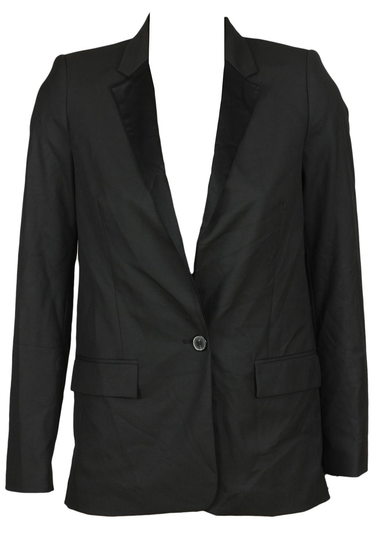 Sacou Zara Simpo Black