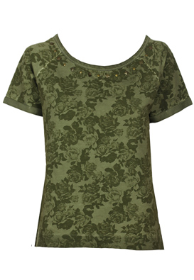 TRICOU PIMKIE FLIES GREEN