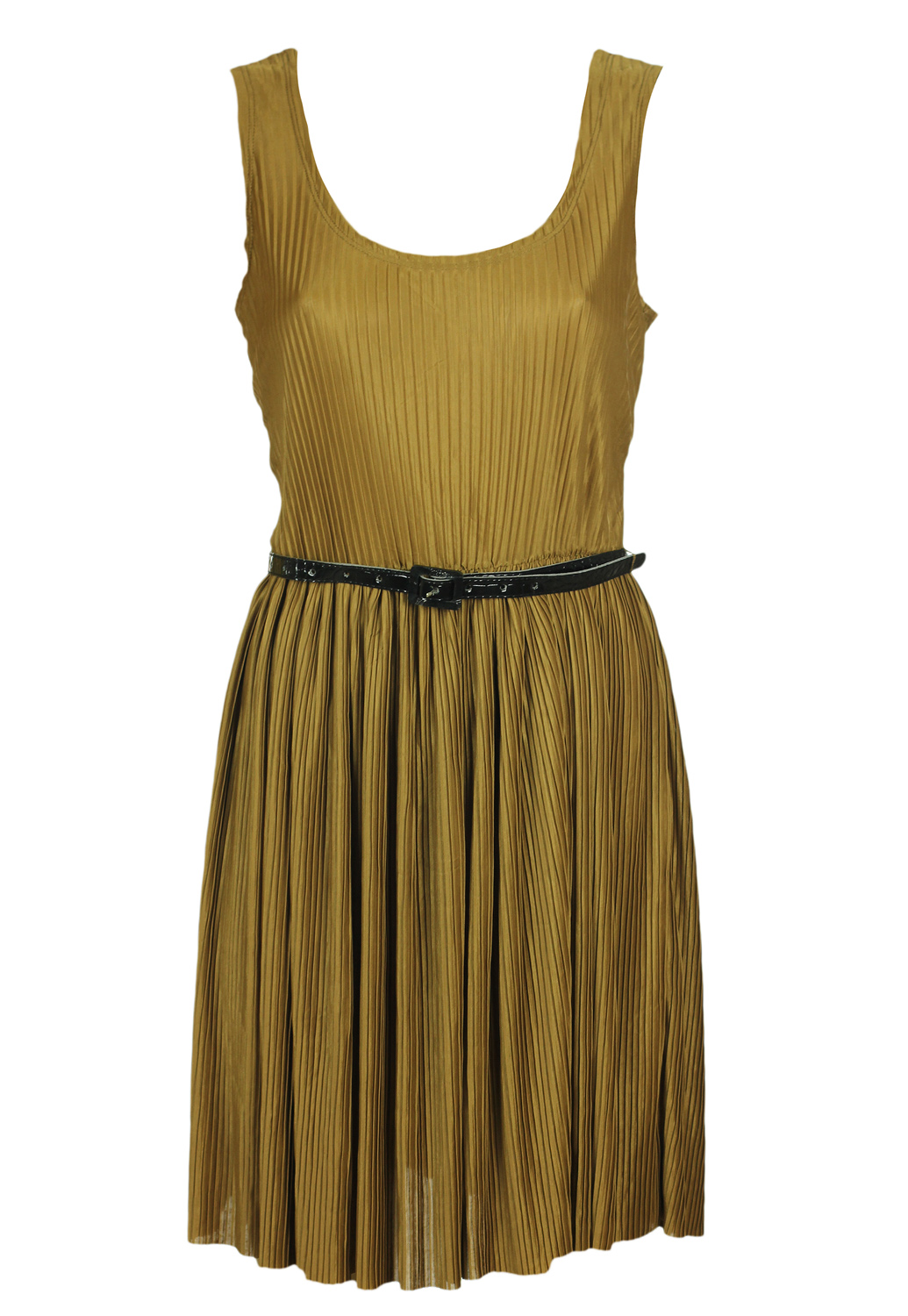 Rochie Pull And Bear Lisle Brown