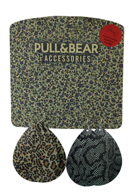 CERCEI PULL AND BEAR POMOTTE COLORS