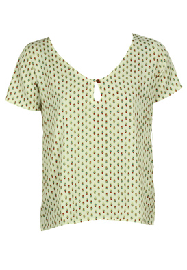TRICOU PULL AND BEAR COLLECTION BEIGE