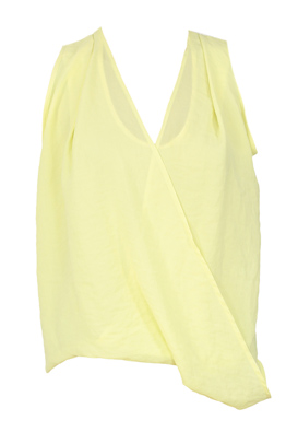 MAIEU ZARA SIMPLE LIGHT YELLOW