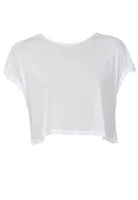 TRICOU ZARA MARGOT WHITE