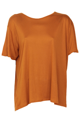 TRICOU ZARA FLIES DARK ORANGE