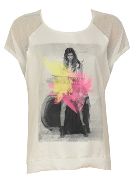 TRICOU ONLY MAYNO WHITE