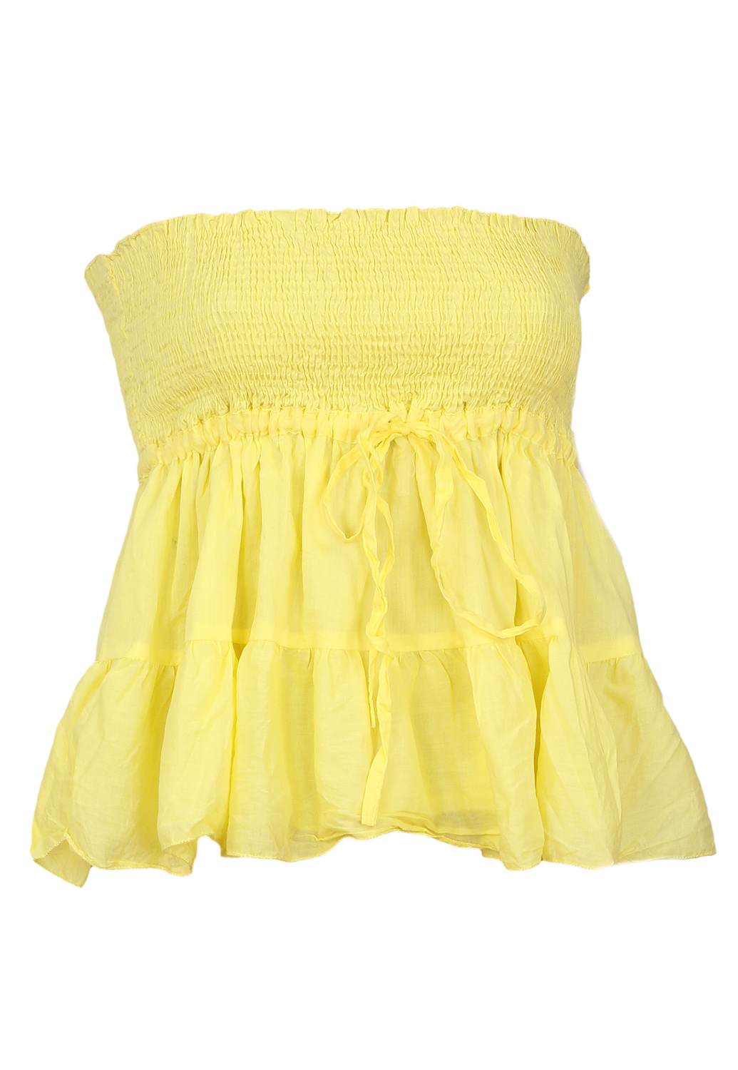 Top Tally Weijl Wendy Yellow