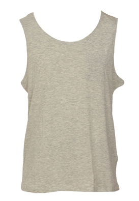 MAIEU BERSHKA GATLES GREY