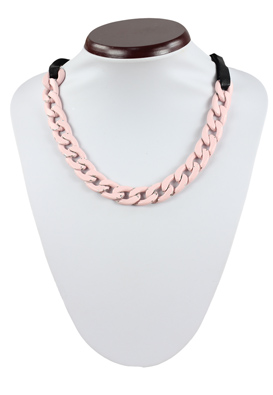 COLIER PULL AND BEAR OPHTA PINK