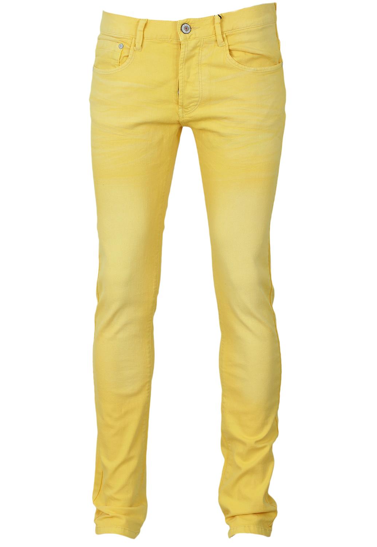 Pantaloni Bershka Margot Yellow