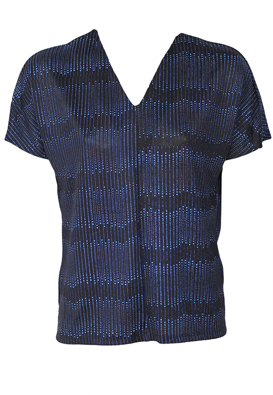 TRICOU VERO MODA SHAFT DARK BLUE