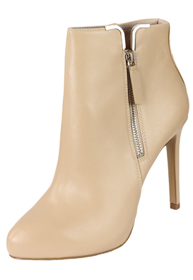 BOTINE STRADIVARIUS FLIES LIGHT BEIGE