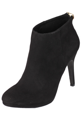 BOTINE PULL AND BEAR GIRLY BLACK