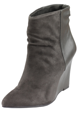BOTINE PULL AND BEAR COLLECTION DARK GREY
