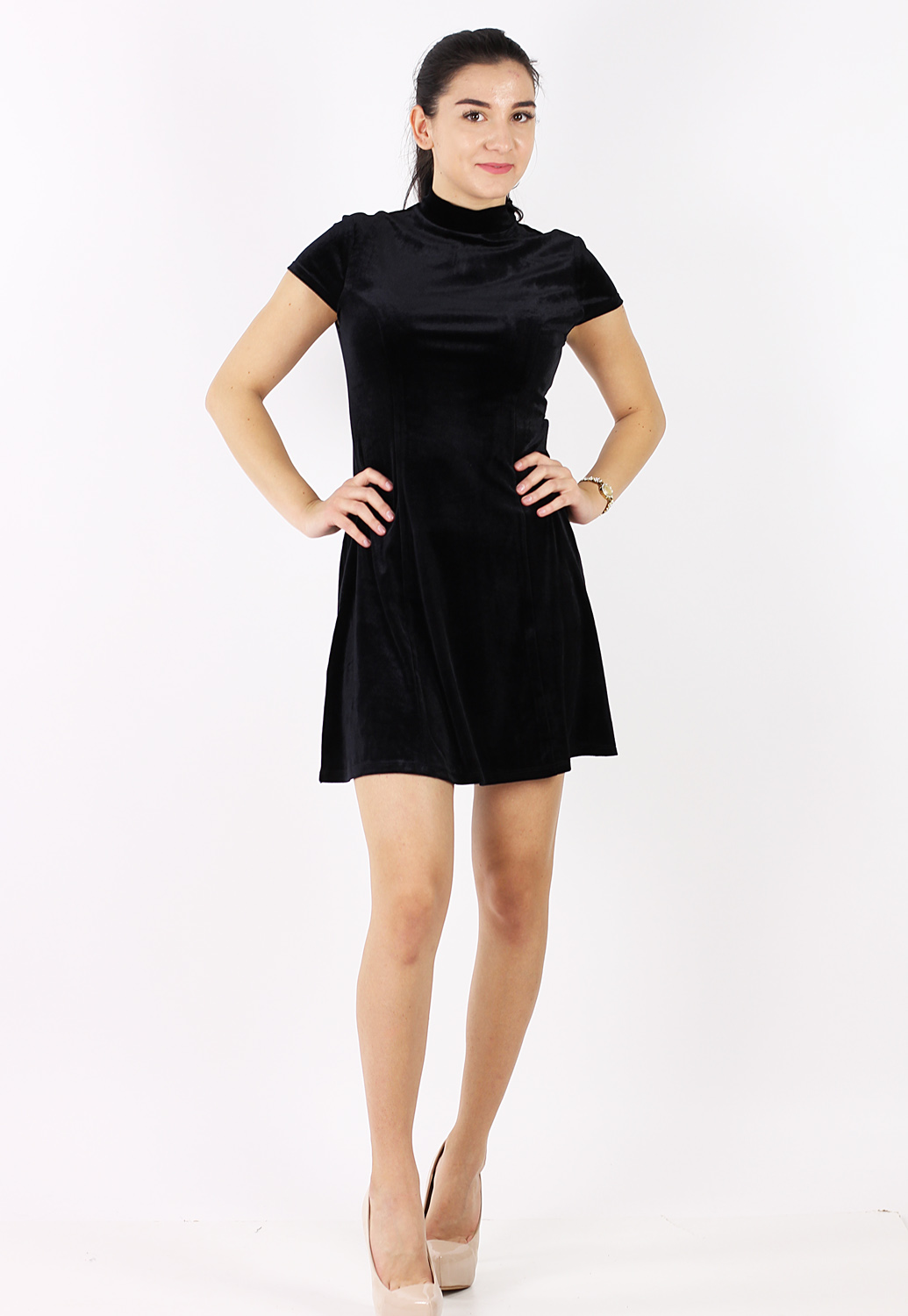 Rochie First And I Ronella Black