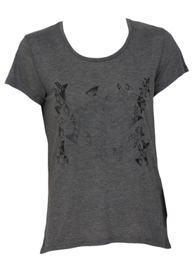 TRICOU OBJECT COLLECTION GREY