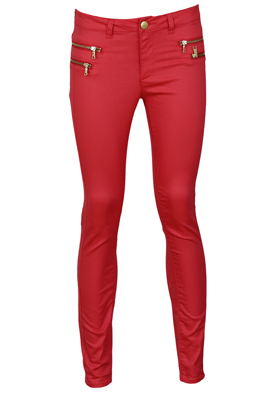 PANTALONI ONLY COLLECTION RED