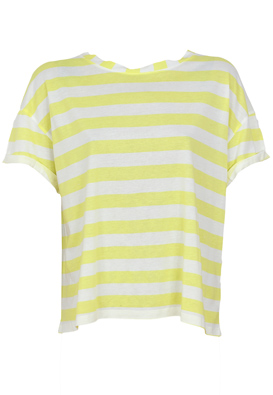 TRICOU ZARA MARGOT YELLOW