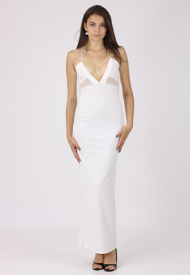ROCHIE MISSGUIDED RELAX WHITE