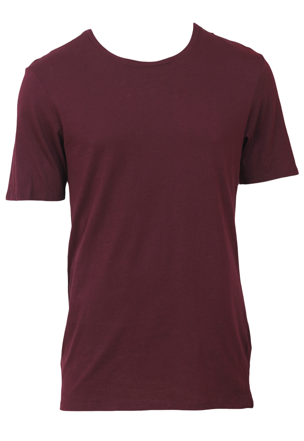 Tricou Bershka Ophta Dark Purple
