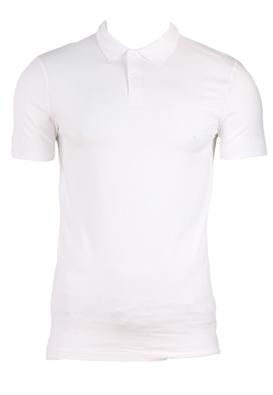 TRICOU POLO NEW LOOK BASIC WHITE