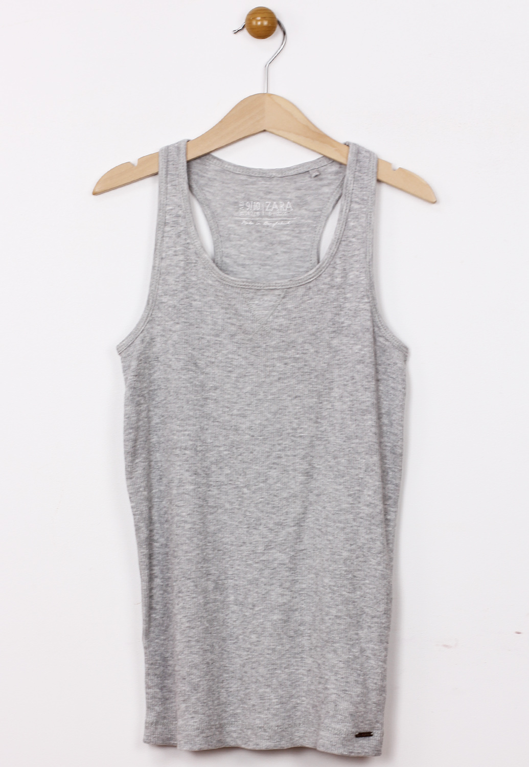 Maieu ZARA Basic Grey
