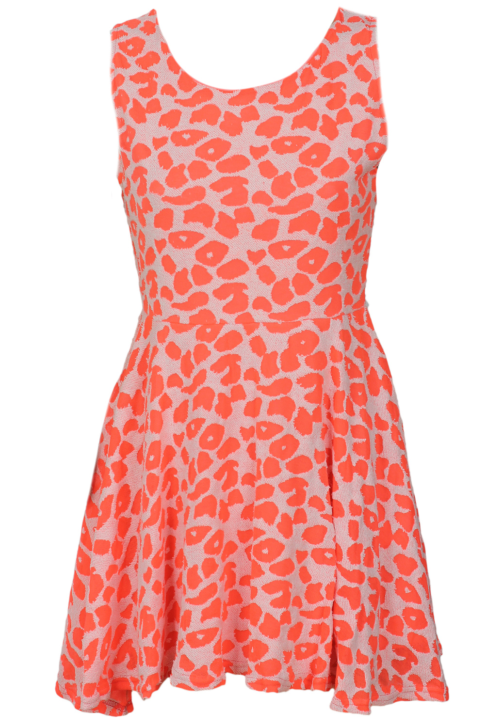 Rochie Sisters Point Outy Orange