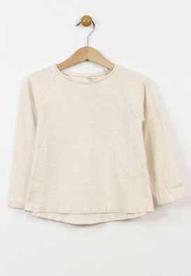 BLUZA ZARA NATE LIGHT BEIGE
