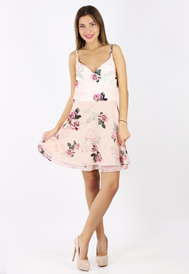 ROCHIE LIPSY FLORAL PINK