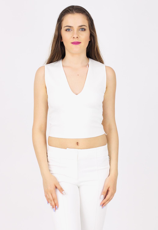 Maieu ZARA Classy White