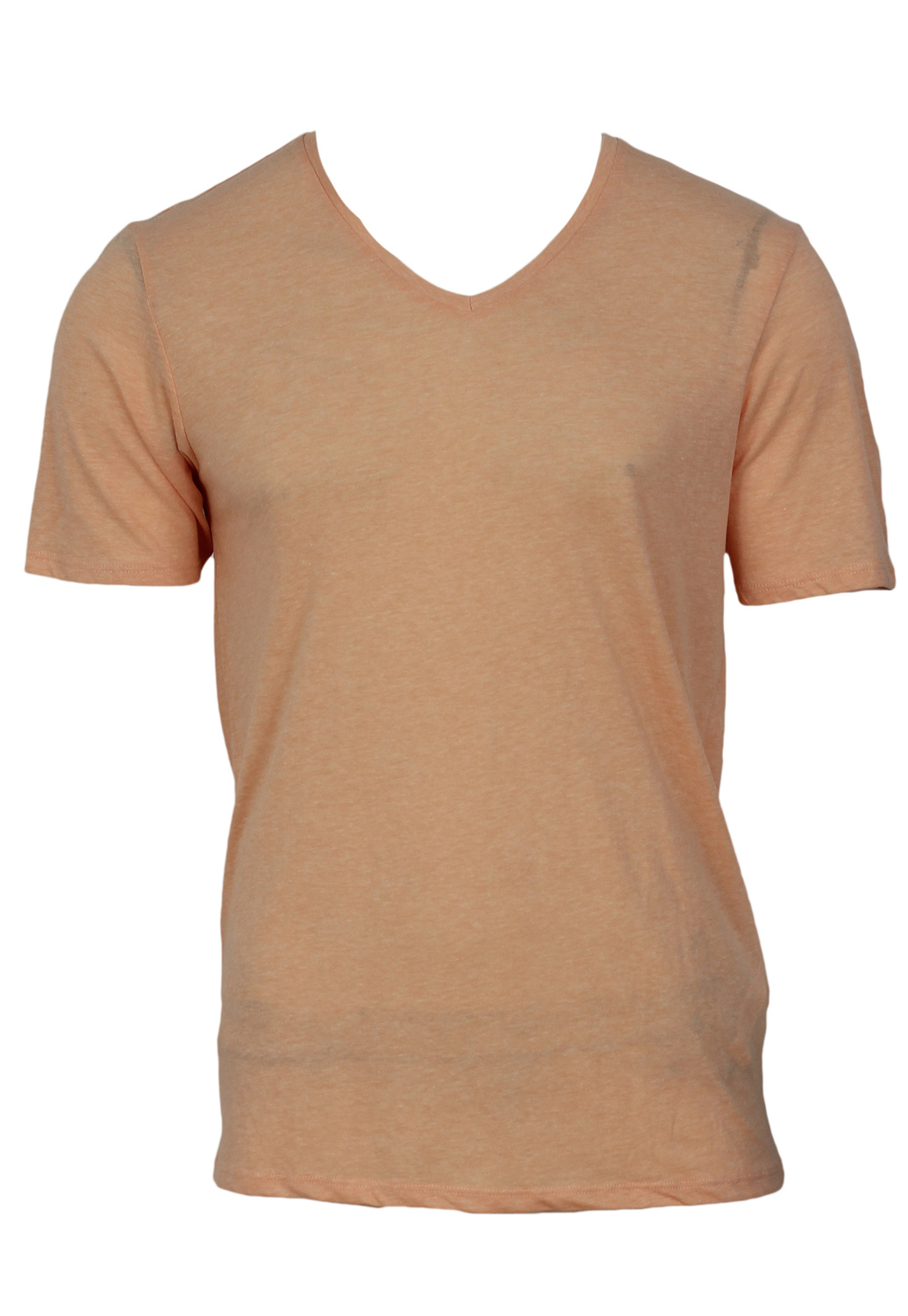 TRICOU BERSHKA COLLECTION LIGHT ORANGE